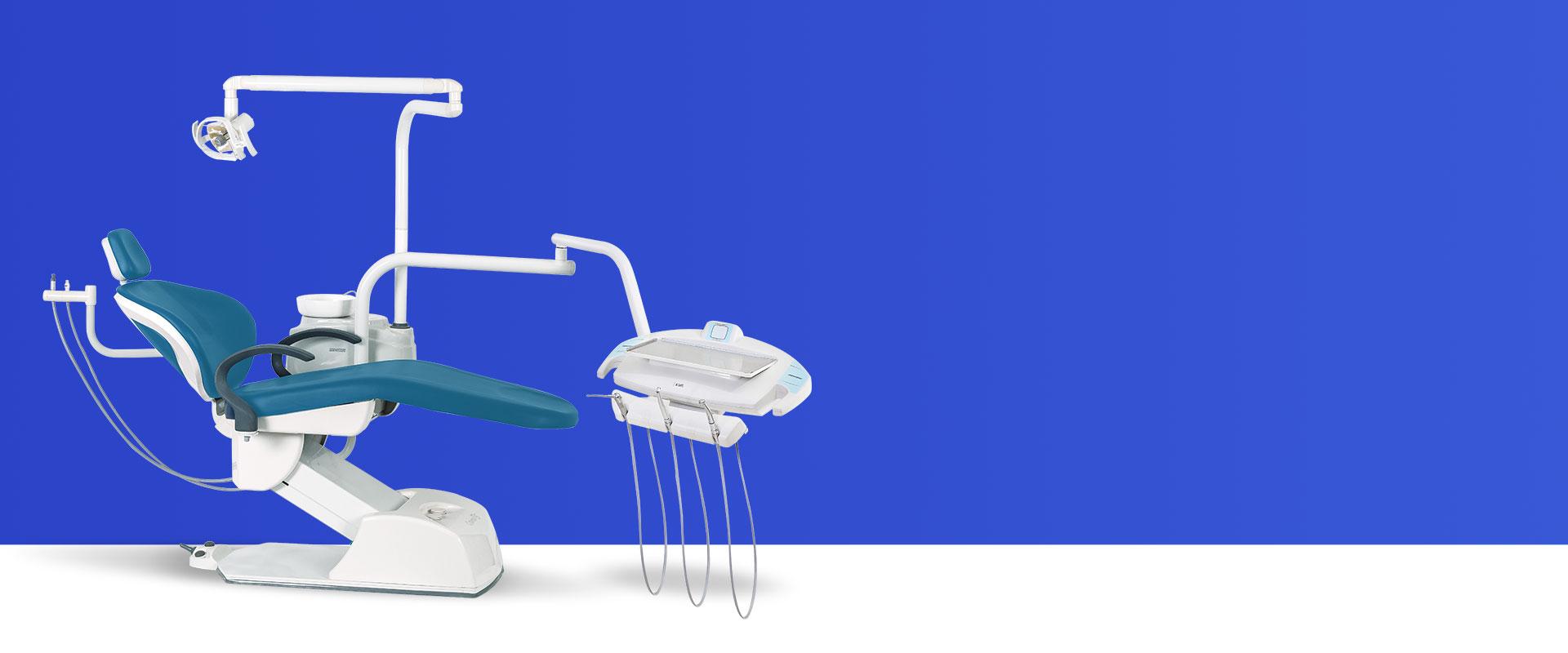 Cadeira odontológica Dabi Atlante: Croma T5